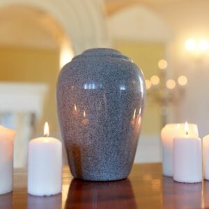 There are many ways to create a dignified tribute with cremation ashes